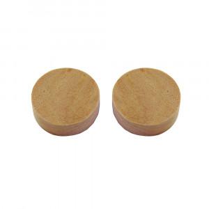 Tampons en liège naturel, ep 4,0 mm