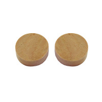 Tampons en liège naturel, ep 3,0 mm