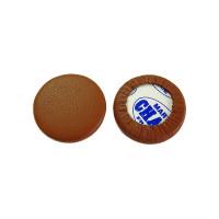 Tampon pour clarinette cuir brun de 7 à 16.5 mm